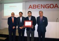 Grupo Ramos Ferreira distinguido pela Abengoa
