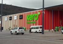 Inauguração Hipermercado Kero, Lubango